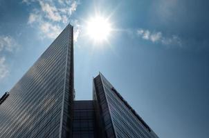 modernes Gebäude foto