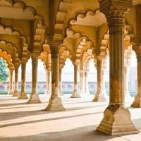 Galerie der Säulen foto