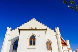 "Schloss ""Kapetanovo"" in der Nähe des Ortes Stari Lec foto"