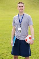 Sportlehrer foto