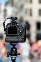 professionelle Kamera
