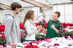Floristeneinzelhandel foto