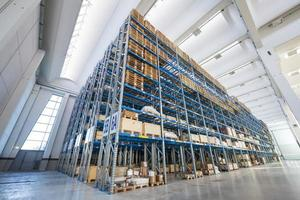 Industrie Lagerhaus