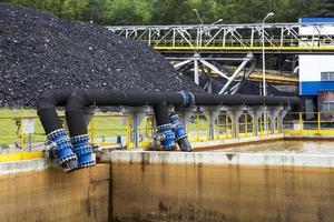 Bergbauindustrie foto
