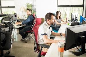 Startup-Firmenbüro foto