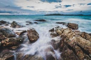 die Kraft des Meeres foto