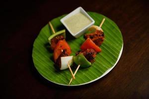 Indisches Essen foto