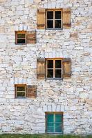 Fensterläden foto