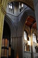 Ripon Kathedrale, Innenansicht. foto