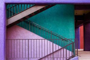 die Treppe foto