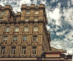 Architektur von Prag