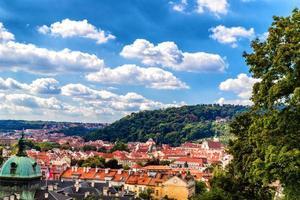 Prag: Gebäude und Architekturdetails foto
