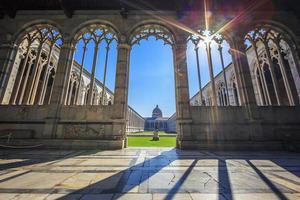 Campo Santo von Pisa foto