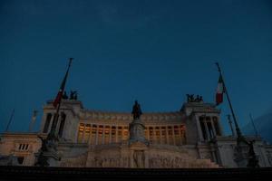 der altare della patria. foto