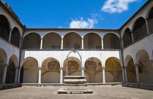 Kirche von st. francesco. Amelia. Umbrien. Italien.
