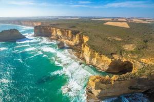 Schiffbruch Küste Victoria foto