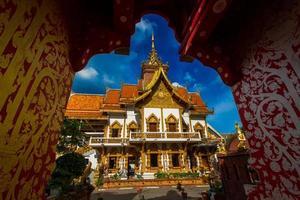 buddhistisches Gebäude