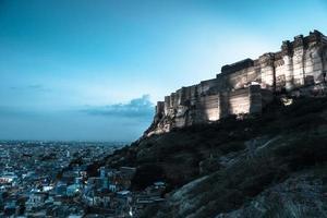 majestätischer Jodhpur foto