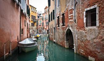 Venedig Kanal foto
