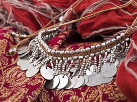 Halskette zum Bauchtanz