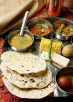 Gujarati Thali foto