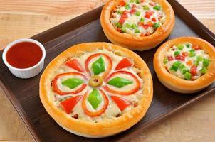 Bäckerei Pizza-4 foto