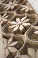 Indien - Steinschnitzereien foto