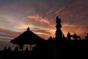 Asien Bali Tanah viel Sonnen