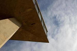 Architekturhaus. Perspektive. modern. foto