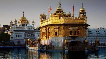goldener Tempel foto