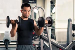 vietnamesischer Bodybuilder foto