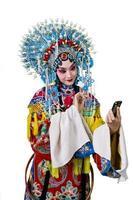 Porträt des asiatischen Volkes