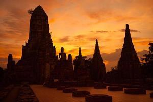 Wat Chaiwattanaram foto