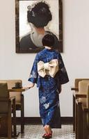 japanische Frau foto