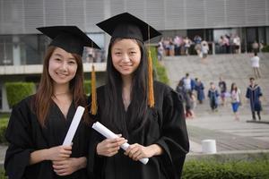 neue Absolventen foto