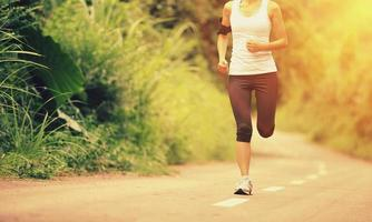 Läufer Athlet foto