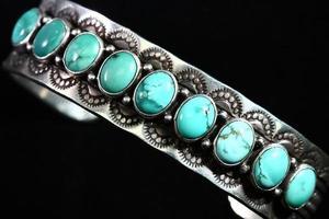 türkisfarbenes Armband foto