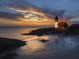 New England Leuchtturm foto