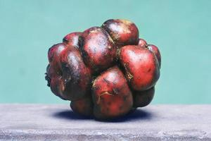peruanische Kartoffel foto
