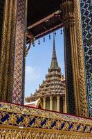 Schönheit von Wat Phra Kaew