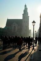 Krakauer Altstadt foto