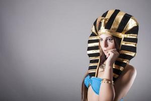 Cleopatra Königin von Ägypten foto