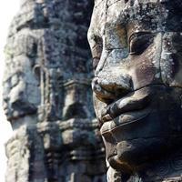 Gigantischer Buddha