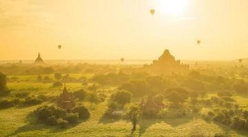 Tempel in Bagan, Myanmar