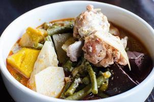 vietnamesische Dip-Sauce foto