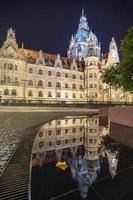 Rathaus von Hannover foto