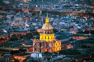 das armeemuseum in paris, frankreich