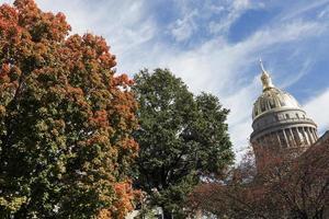 Charleston - State Capitol Gebäude foto