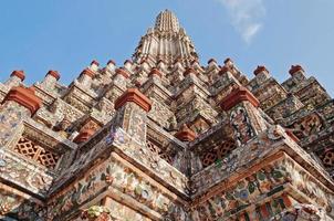 Wat Arun (Tempel der Morgendämmerung) foto
