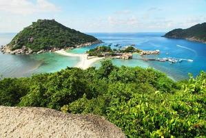 Nang Yuan Insel